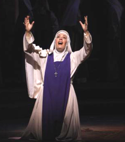 Another Suor Angelica: Sondra Radvanovsky. Photo by: Robert Millard