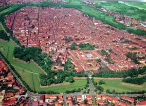 The Walled City of Lucca