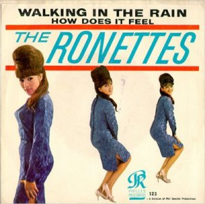 Ronettes 45