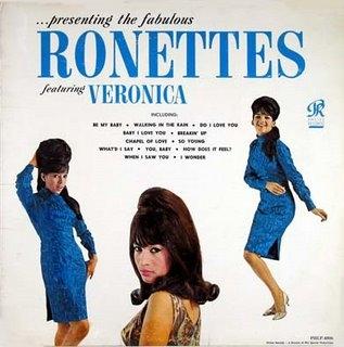Ronettes LP