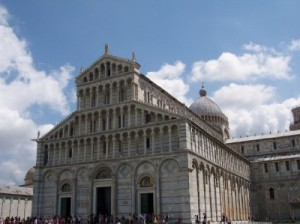 The Cathedral at Pisa