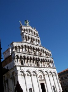 San Michele, in Lucca