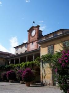 Villa Reale-- the servants' quarters