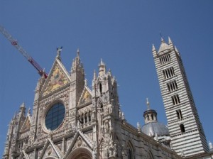 Siena-- the Cathedral