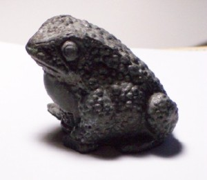 Gestest Frog