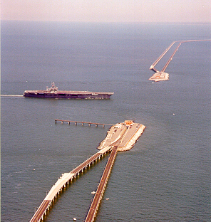 chesapeake bay bridge tunnel what can i say
